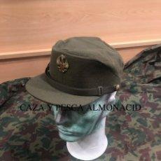 Militaria: GORRA EJERCITO ESPAÑOL. Lote 177451874