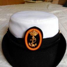 Militaria: GORRA MUJER INFANTERÍA DE MARINA. Lote 177472767