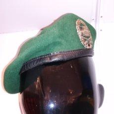 Militaria: BOINA MILITAR ALEMANIA.AÑOS 90. Lote 177522965