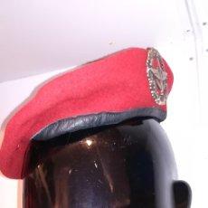 Militaria: BOINA MILITAR ALEMANIA.AÑOS 90. Lote 177524250