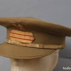 Militaria: GORRA DE SARGENTO DEL EJÉRCITO DE TIERRA- RÉGIMEN ANTERIOR. Lote 177716682