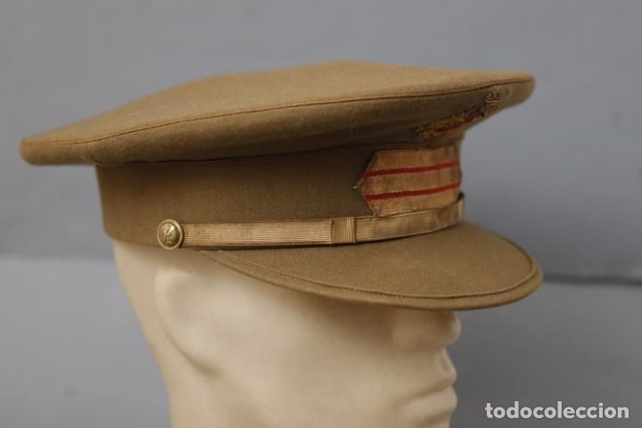 Militaria: GORRA DE SARGENTO DEL EJÉRCITO DE TIERRA- RÉGIMEN ANTERIOR - Foto 3 - 177716682