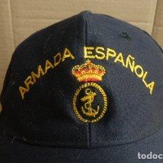 Militaria: GORRA DE DOTACION, ARMADA ESPAÑOLA... Lote 177832939
