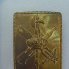 Militaria: LA LEGION : HEBILLA DE LEGIONARIO. Lote 219269588