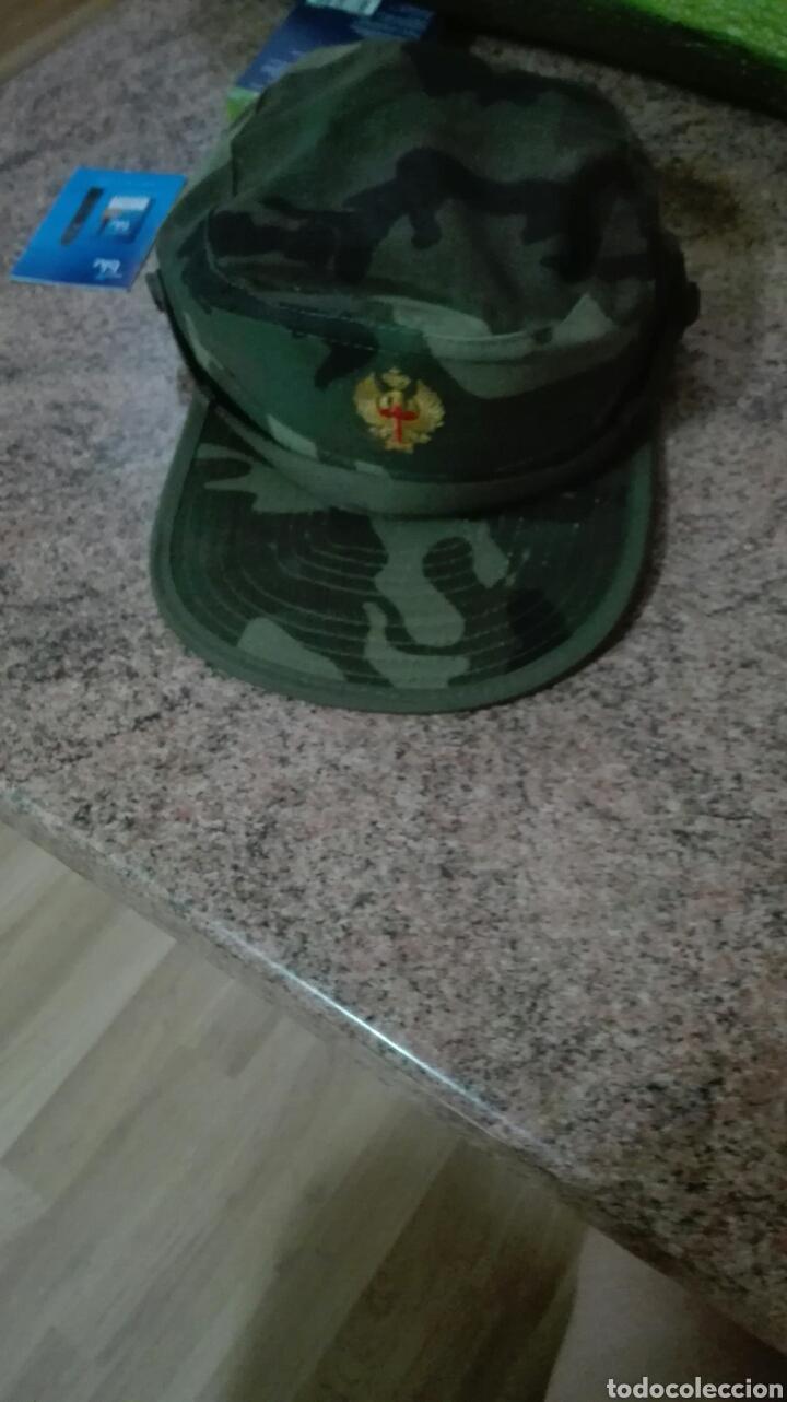 GORRA EJÉRCITO ESPAÑOL TALLA M (Militar - Boinas y Gorras )