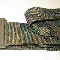 Militaria: CINTURON HEBILLA PLASTICO. Lote 178335238
