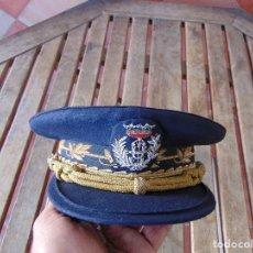 Militaria: GORRA DE PLATO INGENIERO INDUSTRIAL EPOCA DE FRANCO CASA RODRIGUEZ SEVILLA. Lote 178604211