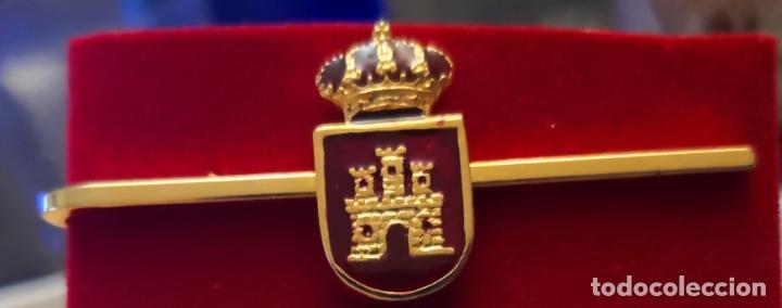 EJERCITO ESPAÑOL. PASADOR DE CORBATA (Militar - Otros relacionados con uniformes )