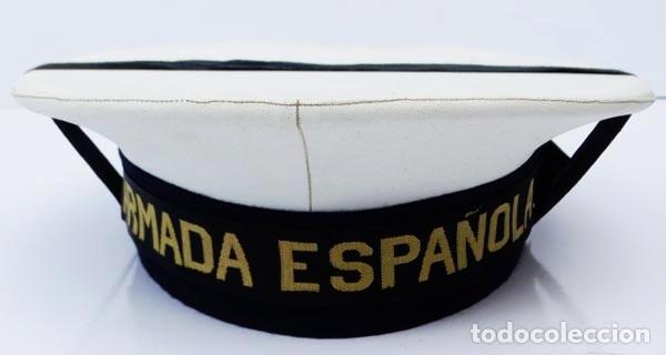 ARMADA ESPAÑOLA: GORRA LEPANTO (Militar - Boinas y Gorras )