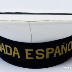 Militaria: ARMADA ESPAÑOLA: GORRA LEPANTO. Lote 178671470