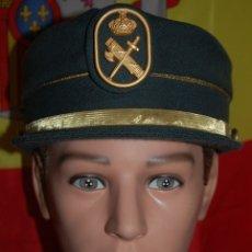 Militaria: GORRA TERESIANA GUARDIA CIVIL TALLA 60 (DESCATALOGADA) 036. Lote 178820446