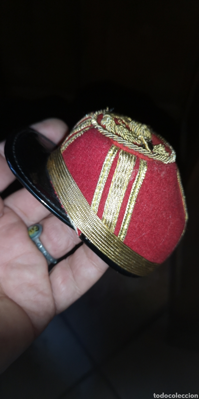 Militaria: Miniatura de kepi gorro boliviano - Foto 2 - 179220442