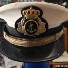 Militaria: ARMADA ESPAÑOLA. GORRA DE OFICIAL. Lote 179244363