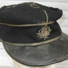 Militaria: FRANCIA - 1900 - KEPI DE GENDARME. Lote 179318137