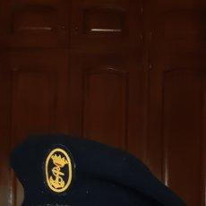Militaria: ANTIGUA BOINA ARMADA ESPAÑOLA. Lote 180190432