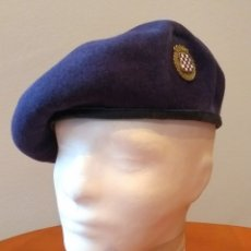 Militaria: BOINA POLICIA CROACIA (GUERRA YUGOSLAVIA). Lote 180274442