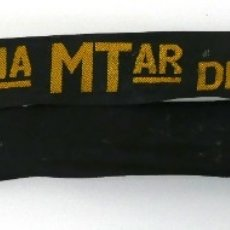 Militaria: ARMADA ESPAÑOLA. CINTA DE LEPANTO. COMANDANCIAS MILITARES DE MARINA. Lote 180466580