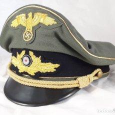Militaria: III REICH - GORRA DE DIPLOMÁTICO. Lote 180948495