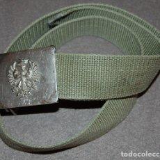 Militaria: CINTURON EJERCITO DE TIERRA AÑOS 60/70-03. Lote 180996061