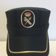 Militaria: GORRA PICOS GUARDIA CIVIL GUARDIA-CABO. Lote 202388393