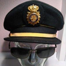 Militaria: GORRA PLATO POLICÍA NACIONAL.. Lote 149588298