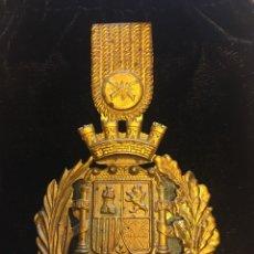 Militaria: CHAPA DE ROS DE LA SEGUNDA REPUBLICA PARA CARABINEROS. Lote 182068180