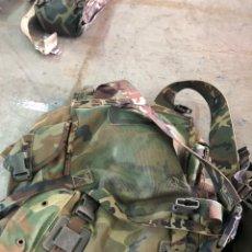 Militaria: LOTE DE DOS MOCHILAS. Lote 182107321