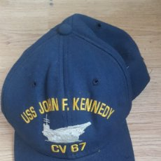 Militaria: GORRA US JOHN F. KENNEDY CV 67. Lote 176647915