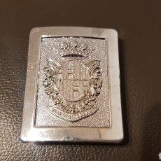 Militaria: ANTIGUA HEBILLA CINTURON DE LA GUARDUA URBANA. Lote 182345945