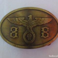 Militaria: HEBILLA DE CINTURON 88. Lote 182842137