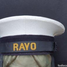 Militaria: GORRA LEPANTO RAYO. Lote 182848970