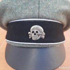 Militaria: GORRA PLATO ALEMANA WAFFEN SS .. Lote 183460293