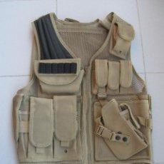 Militaria: CHALECO TÁCTICO ... Lote 183666785