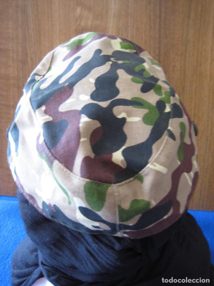 Militaria: Gorra COEs-BRIPAC-LEGIÓN. 1980. Talla 55. - Foto 3 - 183738910