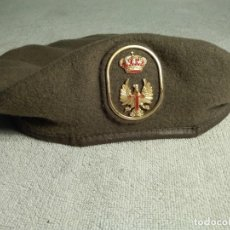 Militaria: BOINA MILITAR. . Lote 183797930