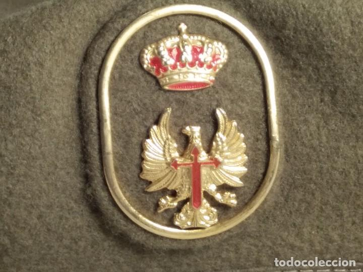 Militaria: Boina militar. - Foto 3 - 183797930