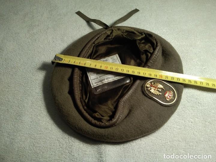 Militaria: Boina militar. - Foto 8 - 183797930