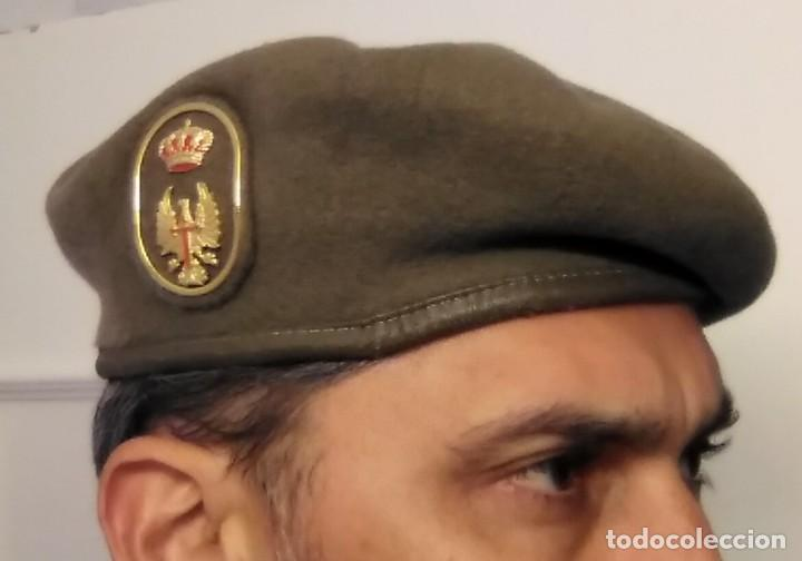 Militaria: Boina militar. - Foto 10 - 183797930