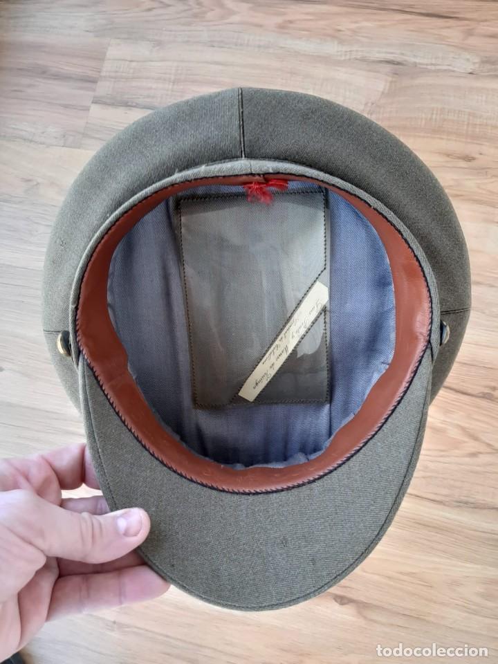 Militaria: Gorra de General - Foto 5 - 183855265