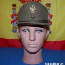 Militaria: GORRA DE CAMPAÑA EJERCITO DE TIERRA GRADUACION ALFEREZ EPOCA JUAN CARLOS I. Lote 184168421