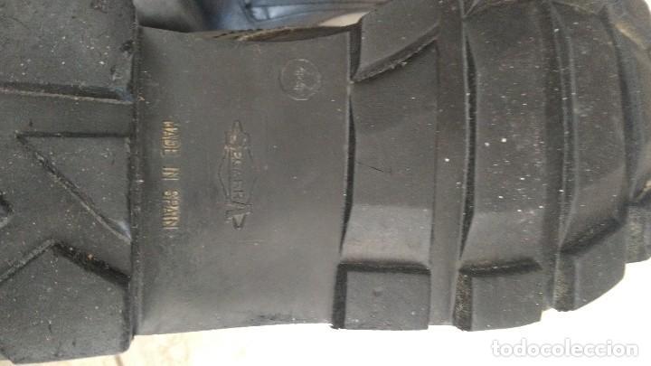 Militaria: Botas segarra militares de cordones talla 44 - Foto 2 - 184434773