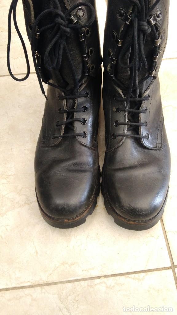 Militaria: Botas segarra militares de cordones talla 44 - Foto 4 - 184434773
