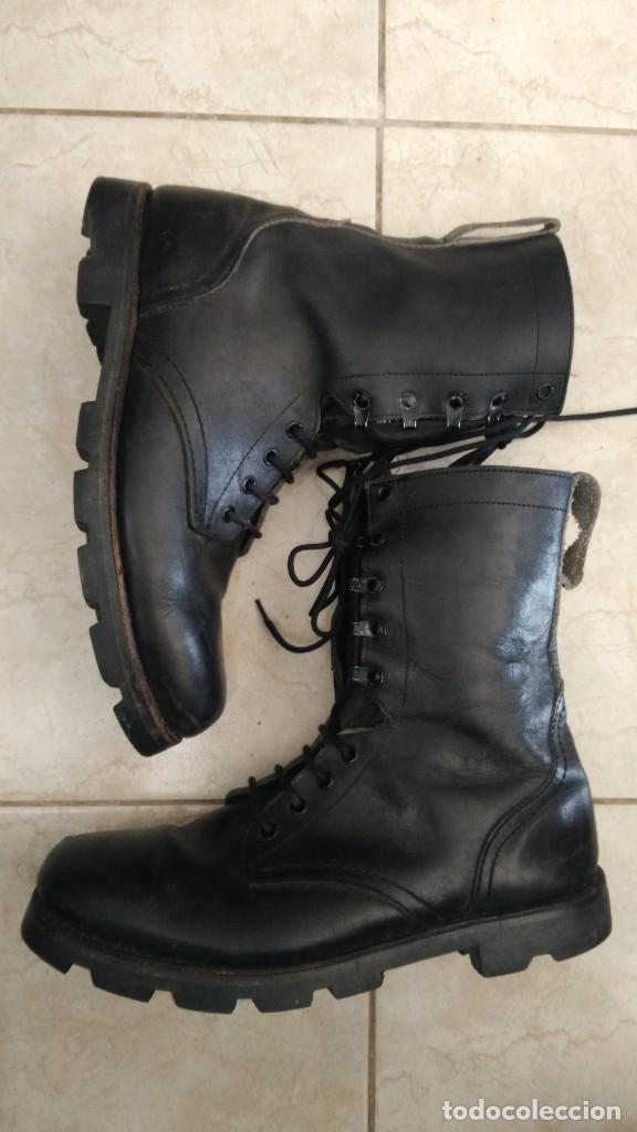 Militaria: Botas segarra militares de cordones talla 44 - Foto 5 - 184434773