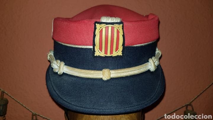 BONITA GORRA POLICÍA LOCAL O MILITAR GALA EN EXCELENTE ESTADO (Militar - Boinas y Gorras )
