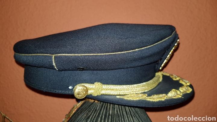 Militaria: GORRA DE PLATO COMISARIO CUERPO NACIONAL DE POLICÍA - Foto 8 - 184490981