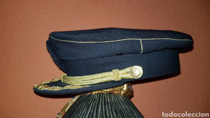 Militaria: GORRA DE PLATO COMISARIO CUERPO NACIONAL DE POLICÍA - Foto 12 - 184490981