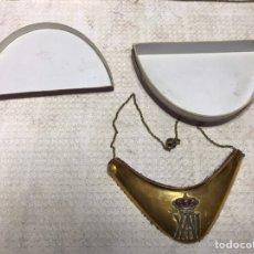 Militaria: GOLA ALFONSO XIII. Lote 184575763