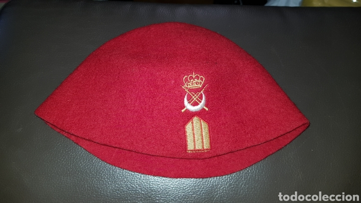 GORRO TARBUSH ORIGINAL BRIGADA REGULARES MELILLA (Militar - Boinas y Gorras )