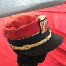 Militaria: GORRA DE ACADEMIA MOSSO. Lote 184753562