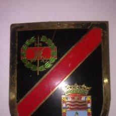 Militaria: PARCHE METALICO DEL TERCIO GRAN CAPITAN DE LA LEGION. Lote 185676388